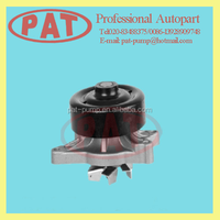 Brand auto water pump 94858649 88972165 88972167 88972768 88973887 for Pontiac Vibe/Chevrolet Prizm for Toyota Corolla/Celica