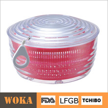 Factory Direct Selling Plastic Large Salad Spinner Kitchen Gadgets