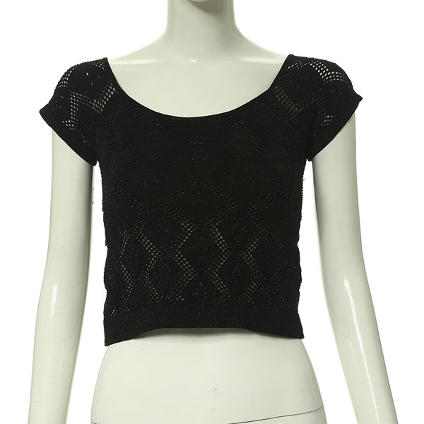Wholesale cheap blank women crop tops