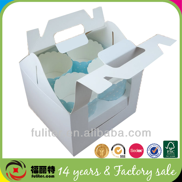 Customized New Design cakes and pastries packaging