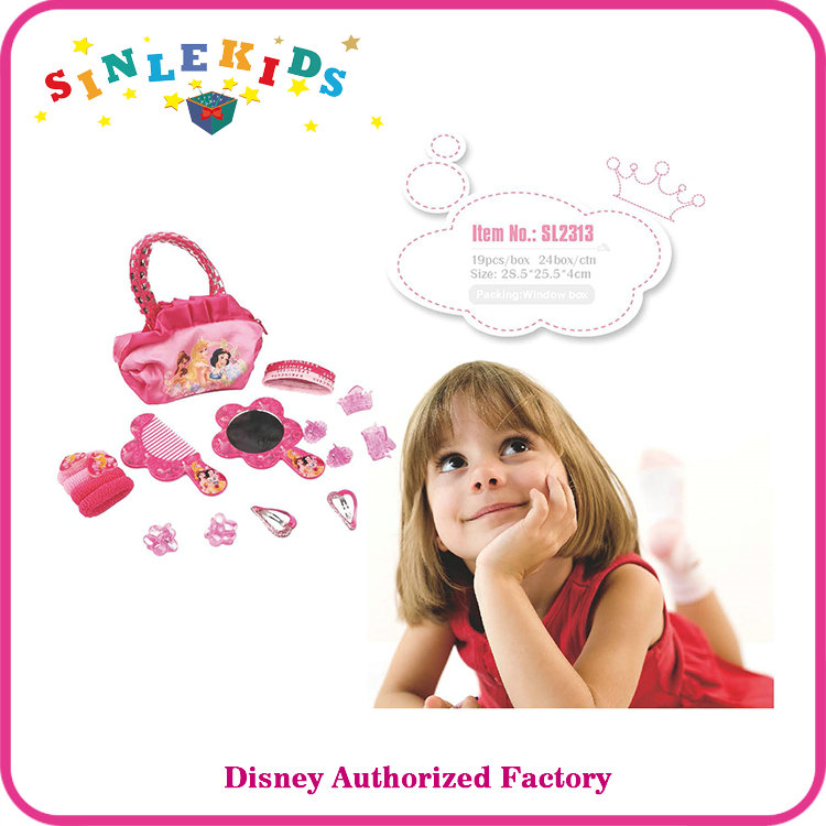 Wholesale plastic baby girl hair accessories for girls
