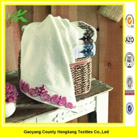 Brand super soft cotton washcloths 100% cotton buy towels from china towel