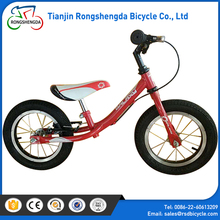 Low price new design adjustable kids balance bike / balance bicycle for hot sale /12inch kids plastic balance bicycle