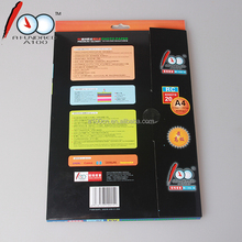 A100 A4 260g RC High glossy rough satin photo paper