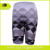 2016 custom sublimation cycling wear women padded shorts bike pants