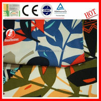 various kinds new style tropical flower print fabric
