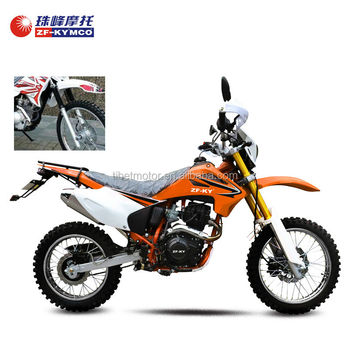 High quality 200cc Dirt Bikes For Sale cheap(ZF250GY-4)