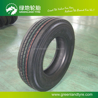 Top quality and competitive price 11r22.5 315/80R22.5 radial tyre for truck and bus greenlander 11r 22.5