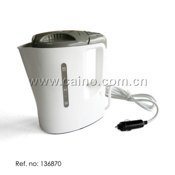 Car 12v water kettle with Auto-stop Function