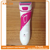 Battery Operated Lady Shaver, Epilator,Electric Lady Shaver