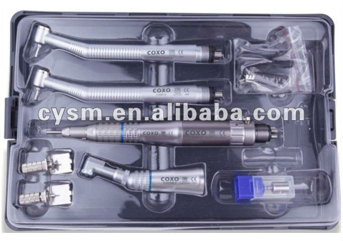 Dental Complete Set Handpiece With CE