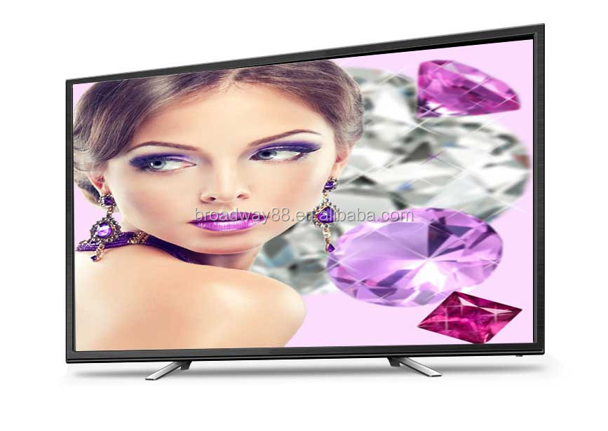 "43 inch A garde LED television/43"" 100-240V D-LED TV with a big screen"