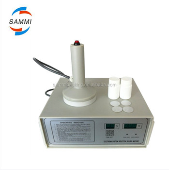 manual induction sealer aluminum foil sealing machine with CE
