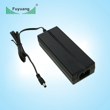 Automatic 12.6V 7A universal charger for power tool battery