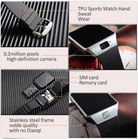 Android smart watch phone good price, bluetooth wifi smart watch men with sedimentary from factory