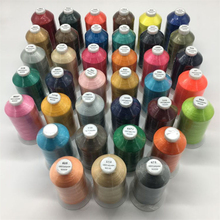 Viscose Rayon Embroidery Thread Viscose Rayon Machine Embroidery Thread