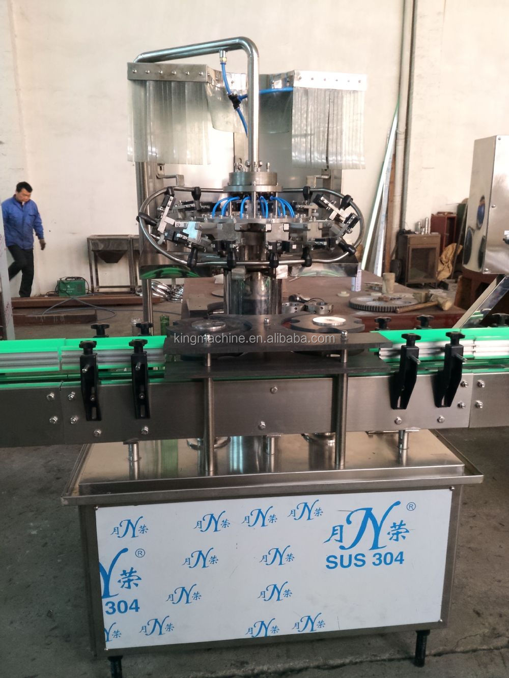 bottle filler machine