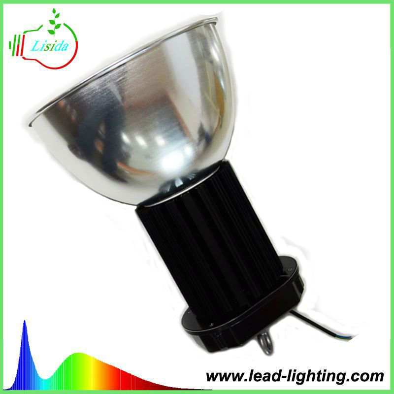 50w high luminous IP 65 outdoor led recessed high bay light CE SAA approved