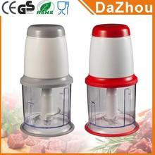 Eco-Friendly Feature And Plastic Jar Type Electric Mini Food Chopper