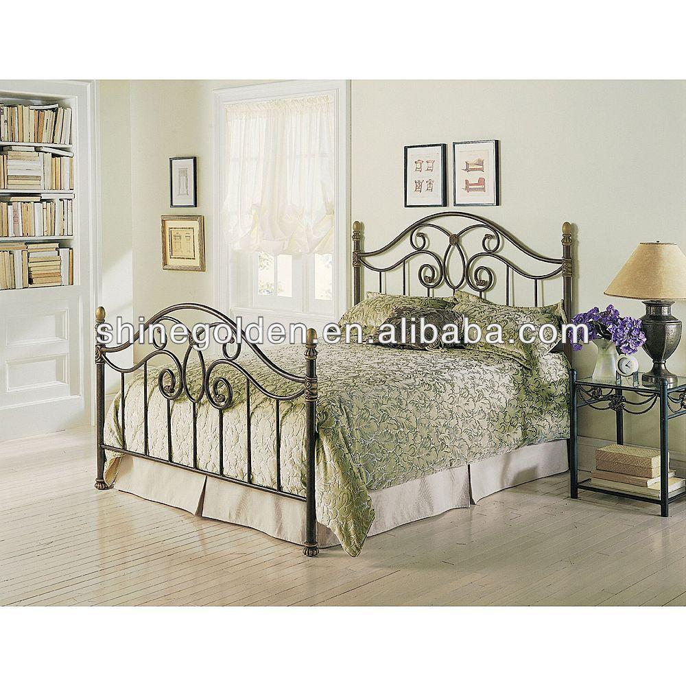 gnade sammlung franz sisch schmieden metall bett metalbett produkt id 1507052248. Black Bedroom Furniture Sets. Home Design Ideas