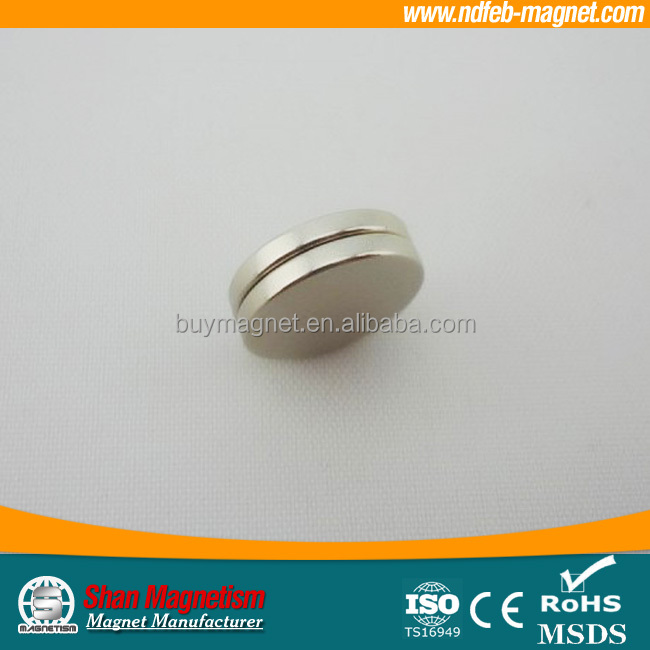 Shan Magnetism Good quality arc size use for motor magne
