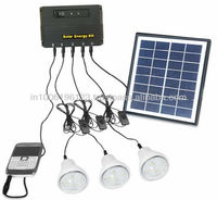 Solar Home Lighting System 1