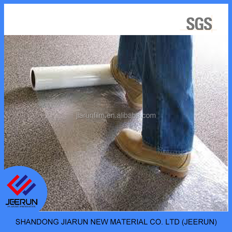 JEERUN Brand Offer Printing Carpet Surface Protection Tape