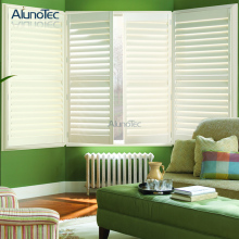 Factory Direct Aluminum Louvered Shutters/Aluminum Plantation Shutters For Outdoor