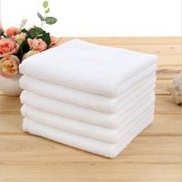 bleached cotton white disposable hair salon towel for sale