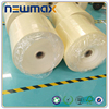 Sticker paper self adhesive mirror paper rolls cast coated paper