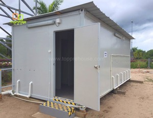 Folding prefab prefabricated modular bathroom prefab container bathrooms in india