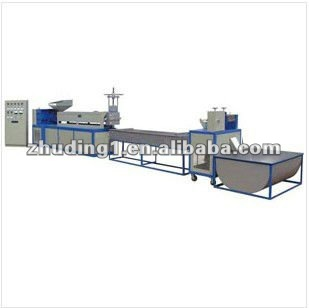 SJP Extrusion pelletizer unit