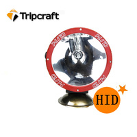 auto hid driving light,auto tuning light 35w/55w 7inch super bright hid work light for heavy truck