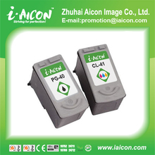 PG40 CL41 For Canon ink for PIXMA MP140 MP150 MP160 MP170 printers