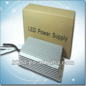 led power supply 200W 12V IP67