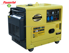 made in china good quality generator diesel 4kva 5kva with price and diesel generator set