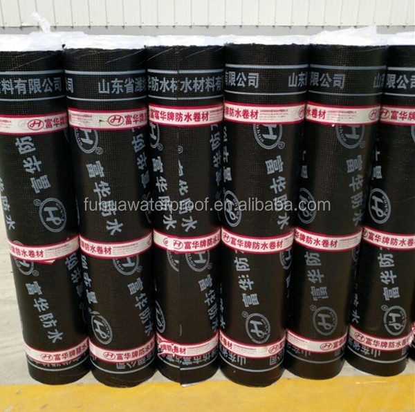 waterproof bitumen emulsion 3mm 4mm waterstop membrane torches roofing building material