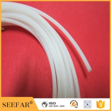 Factory supply 1mm hollow plastic tube