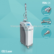 CO2 Fractional laser Scars Removal Skin Resurfacing Peeling