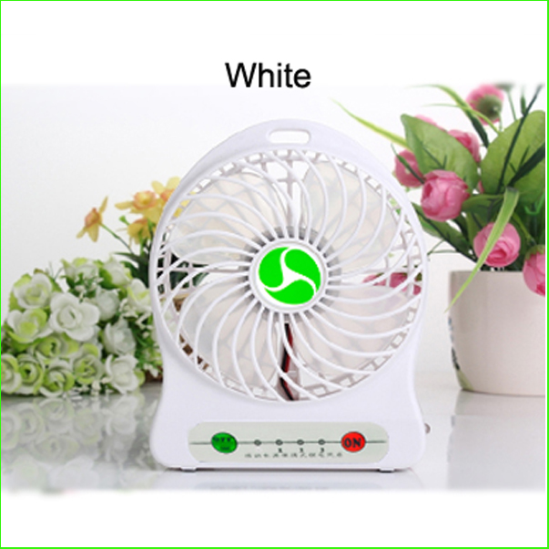 Multifunction Rechargeable Small Fan Power Bank 5V Usb Fan For Power Bank