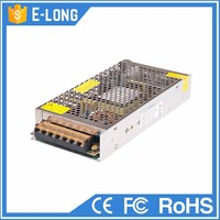 200W 12V 17A Single Output AC DC Switching Power Supply Led Driver, regulated power supply