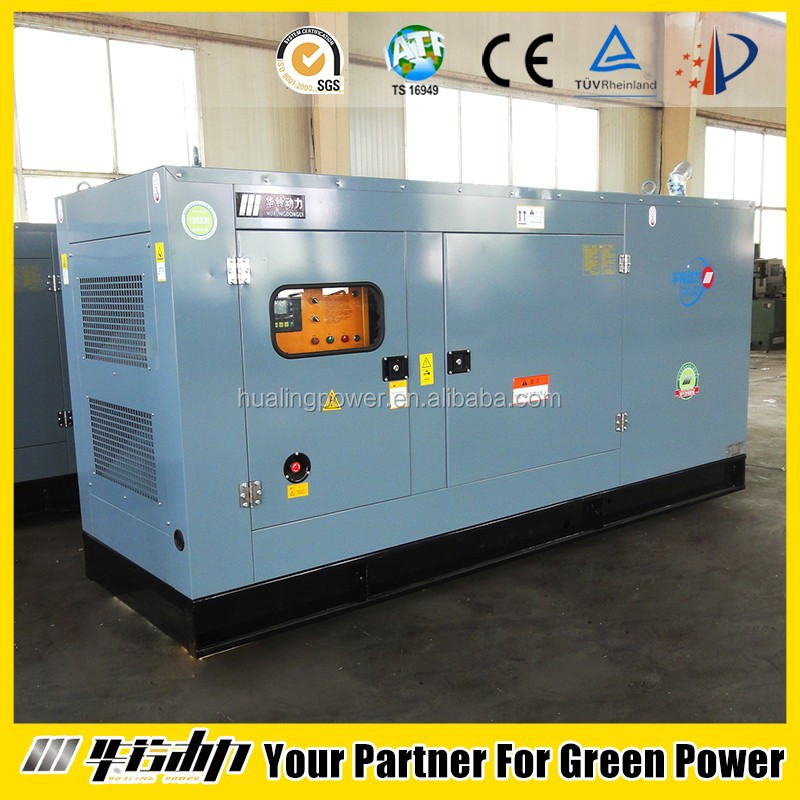 25-125 KW Silent gas turbine generator for sale
