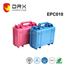 Portable plastic carrying case hard case storage boxes for tools
