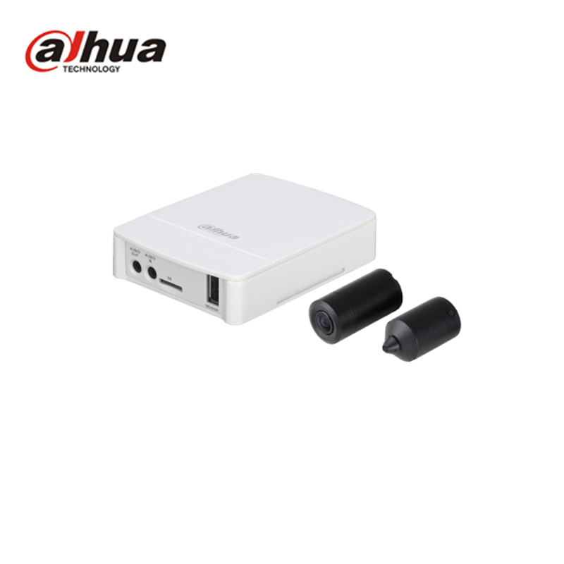 Best Selling Dahua 2MP pinhole Cam IPC-HUM8230 hidden camera with audio and video recording
