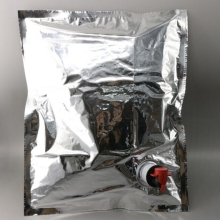 Hot sale wine plastic bag ,bag in box with spout and tap, liquid bag for packing up mang liquid cargo