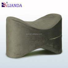 Brand New Design Orthopedic Leg Support Cushion, Giving Sense of Security Knee Rest Memory Foam Pillow