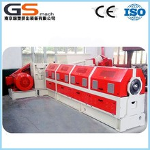 pet bottles pe film plastic recycling machine for sale