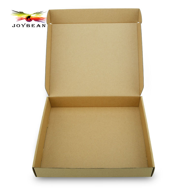 Custom Made Color Printed Self Closing Retailer Corrugated Paper Mailing Shipping Box Packaging for Clothing