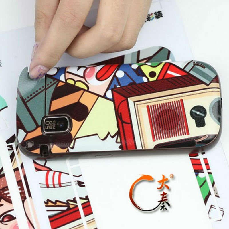 Mobile phone customize sticker-b