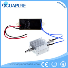 Built in ozone module high voltage transformer 12v ozone generator module corona discharge 500mg/hr